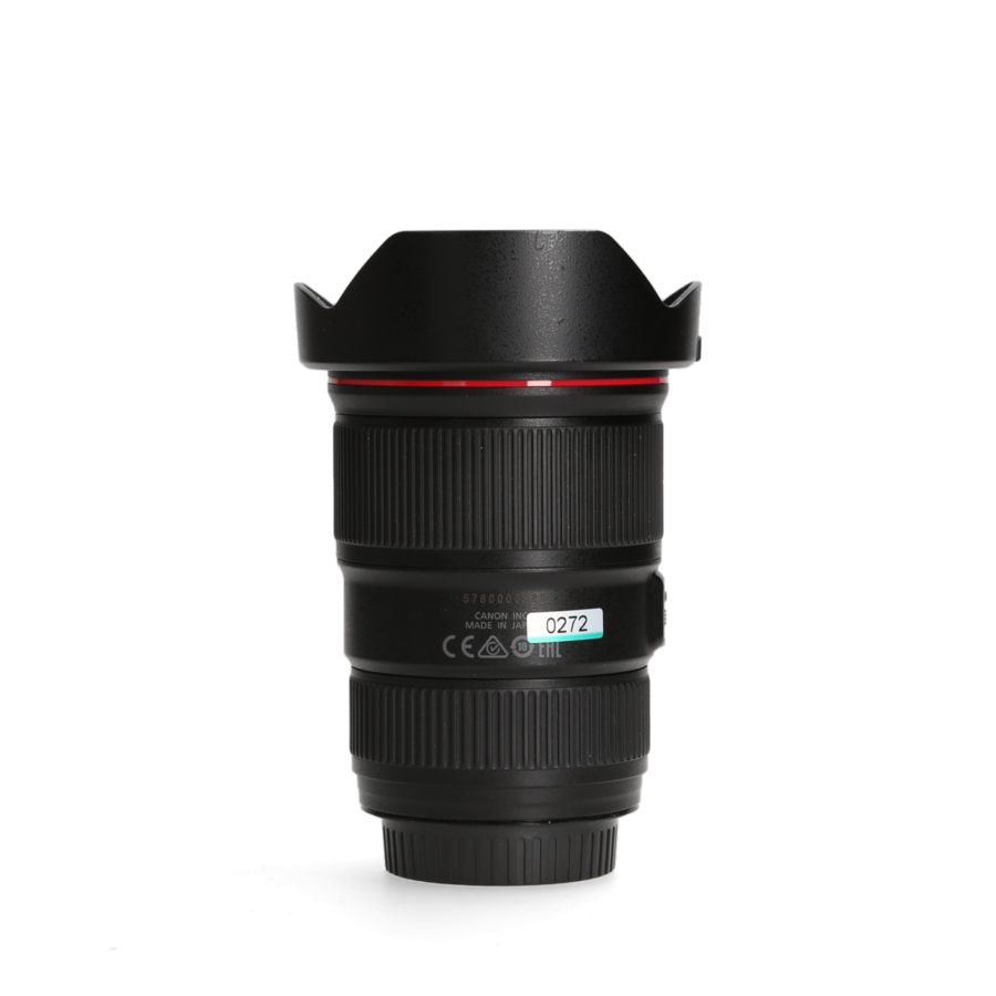 Canon EF 16-35mm 4.0 L IS USM