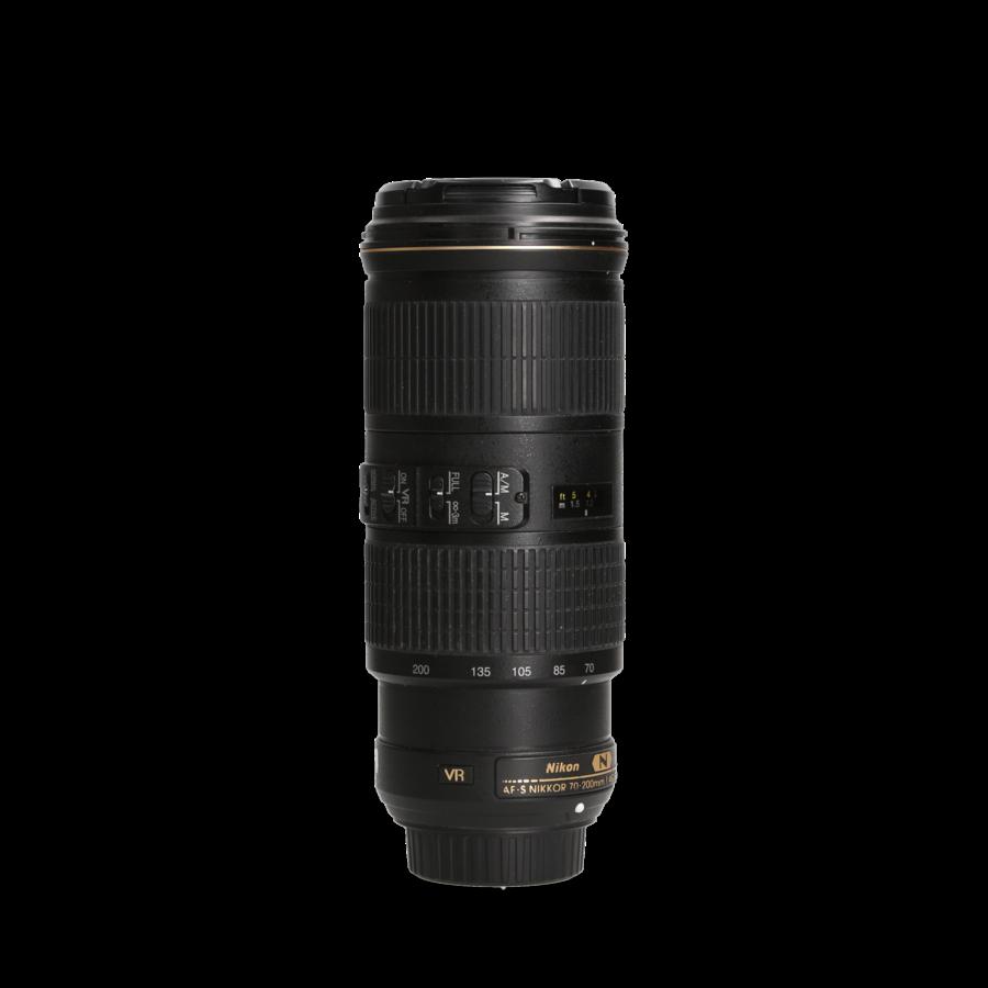Nikon AF-S 70-200mm 4.0 G ED VR