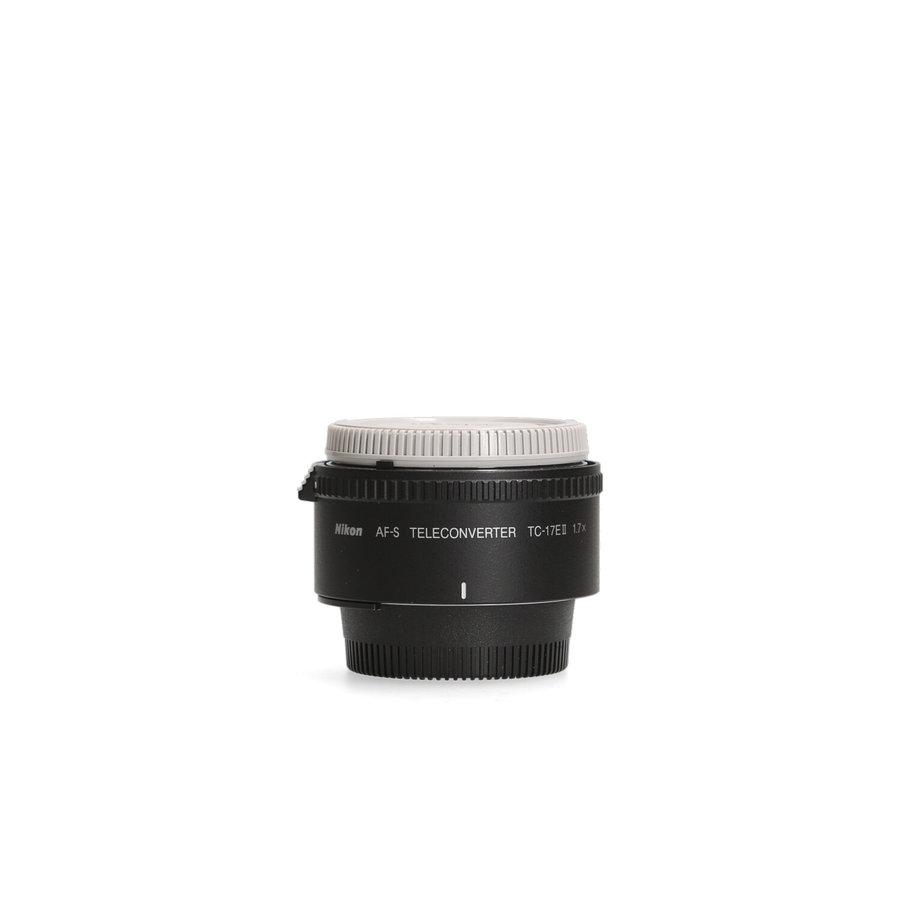 Nikon TC-17E II 1.7x teleconverter