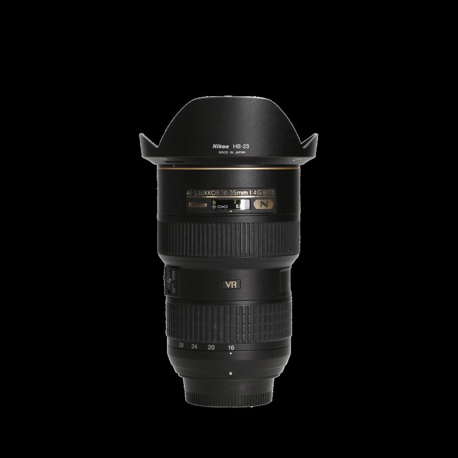 Nikon AF-S 16-35mm 4.0 G ED VR