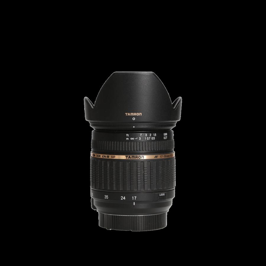Tamron SP 17-50mm 2.8