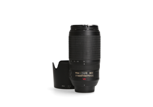 Nikon AF-S 70-300mm 4.5-5.6 G ED VR