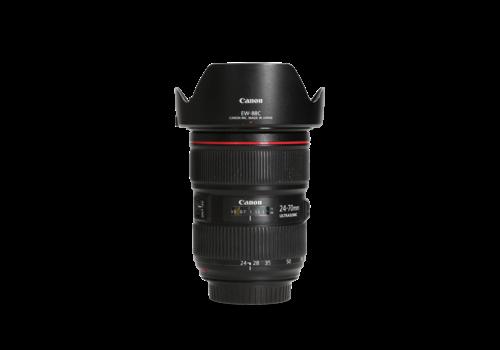 Canon 24-70mm 2.8 L EF USM II - Gereserveerd