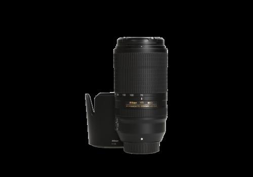 Nikon 70-300mm 4.5-5.6 G AF-P ED VR DX