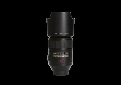 Nikon 105mm 2.8 G AF-S IF-ED VR Micro
