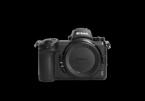 Nikon Z6 II < 500 kliks