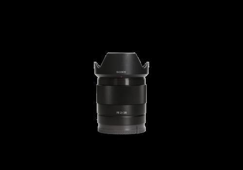 Sony FE 28mm 2.8