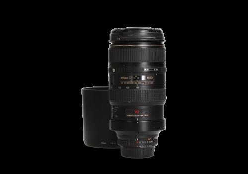 Nikon 80-400mm 4.5-5.6D AF VR ED D