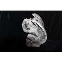 thumb-Waterspuwer, steen wachter-3