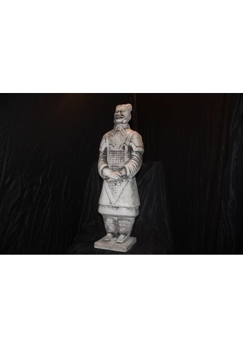 Poortwachter, soldaat terracotta leger