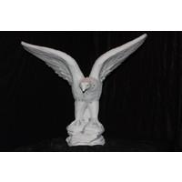 thumb-Adelaar of Arend met uitslaande vleugels-1