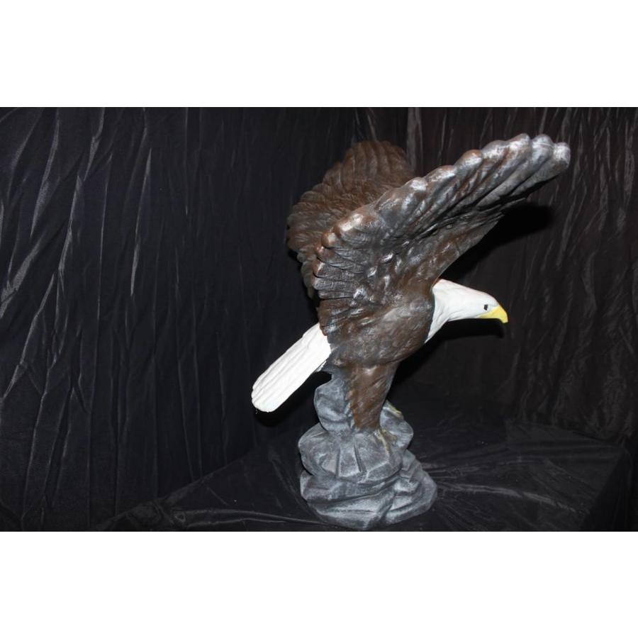 Adelaar of Arend met uitslaande vleugels-2