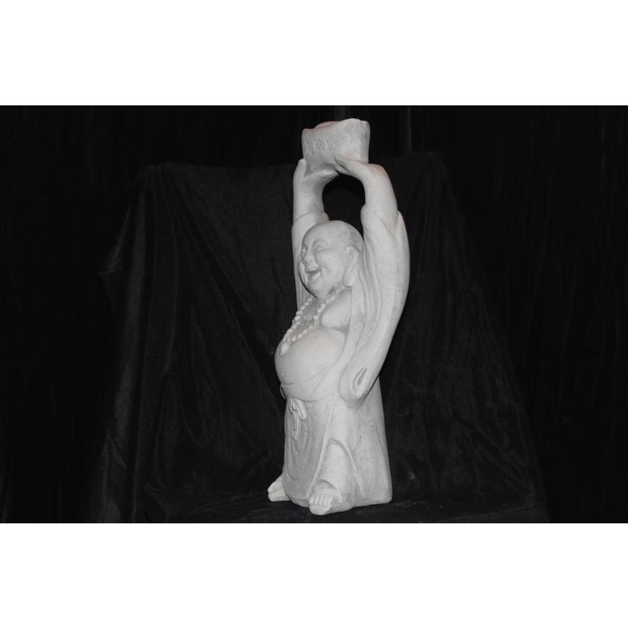 Boeddha met de handen omhoog-3