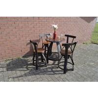 thumb-Bistro tafeltje met 4 stoelen-1