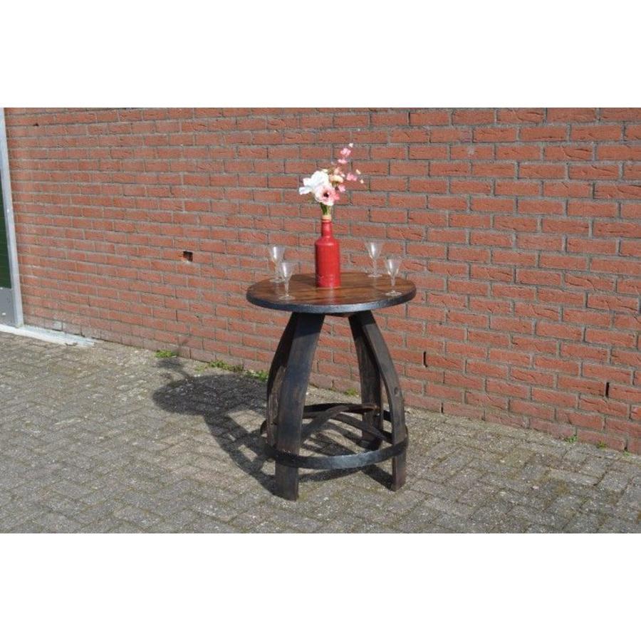 Bistro tafeltje met 4 stoelen-7