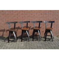 thumb-Bistro tafeltje met 4 stoelen-6