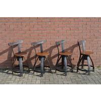 thumb-Bistro tafeltje met 4 stoelen-8