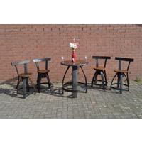 thumb-Bistro tafeltje met 4 stoelen-9