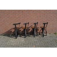 thumb-Bistro tafeltje met 4 stoelen-10