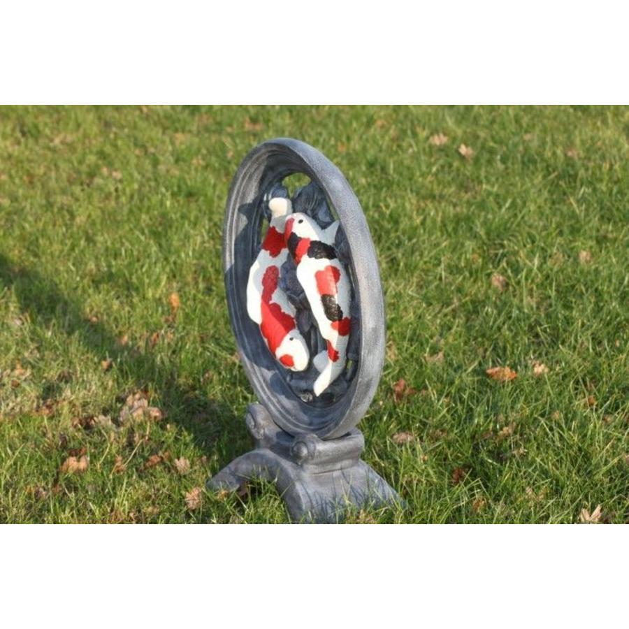 koi karper yin yang wiel-4