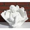 Meulenveld, Tuinbeelden cherubijn engel in bloemkelk