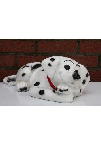 Dalmatiër spikkel hond