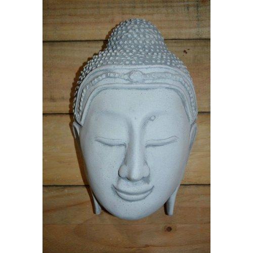 Shiva hoofd muurdecoratie