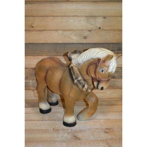 Paard Belgisch trekpaard trekknol