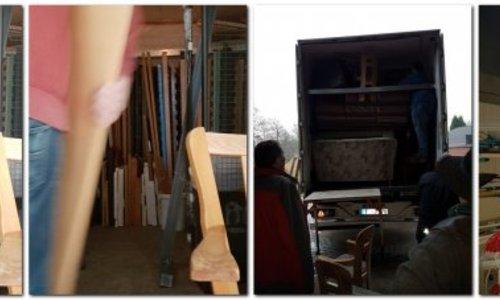 Export meubelen