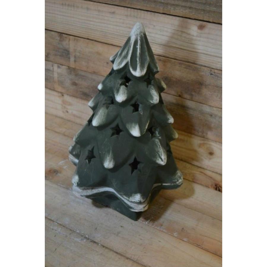 kerstboom geschikt voor verlichting-1