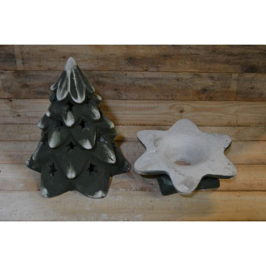 kerstboom geschikt voor verlichting-3