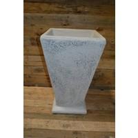 thumb-Bloempot vierkant ( H 60 cm )-1