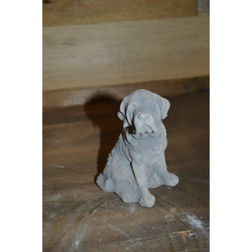 Klein hondje voor decoratie
