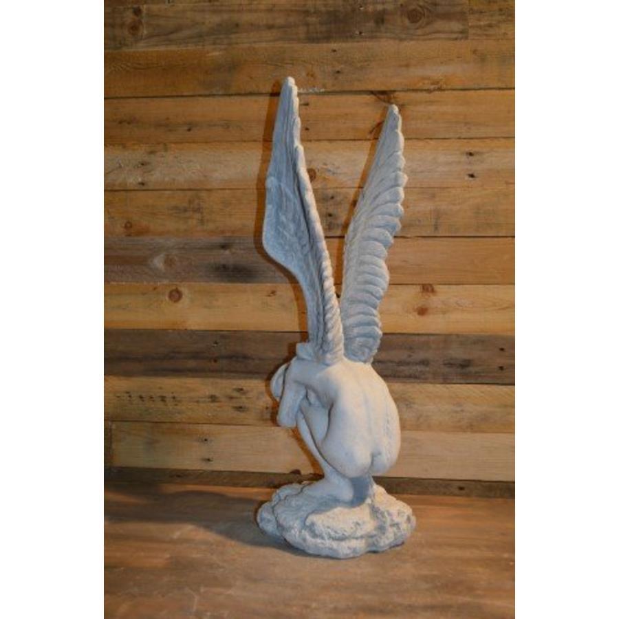 Engel met de vleugels omhoog-2