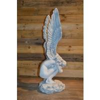 thumb-Engel met de vleugels omhoog-3