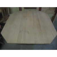 thumb-Eettafel massief eiken 8 hoekig-3
