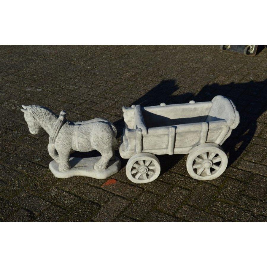 Wonderbaarlijk Belgisch trekpaard│Boerenwagen│trekknol│Meulenveld.com HB-17