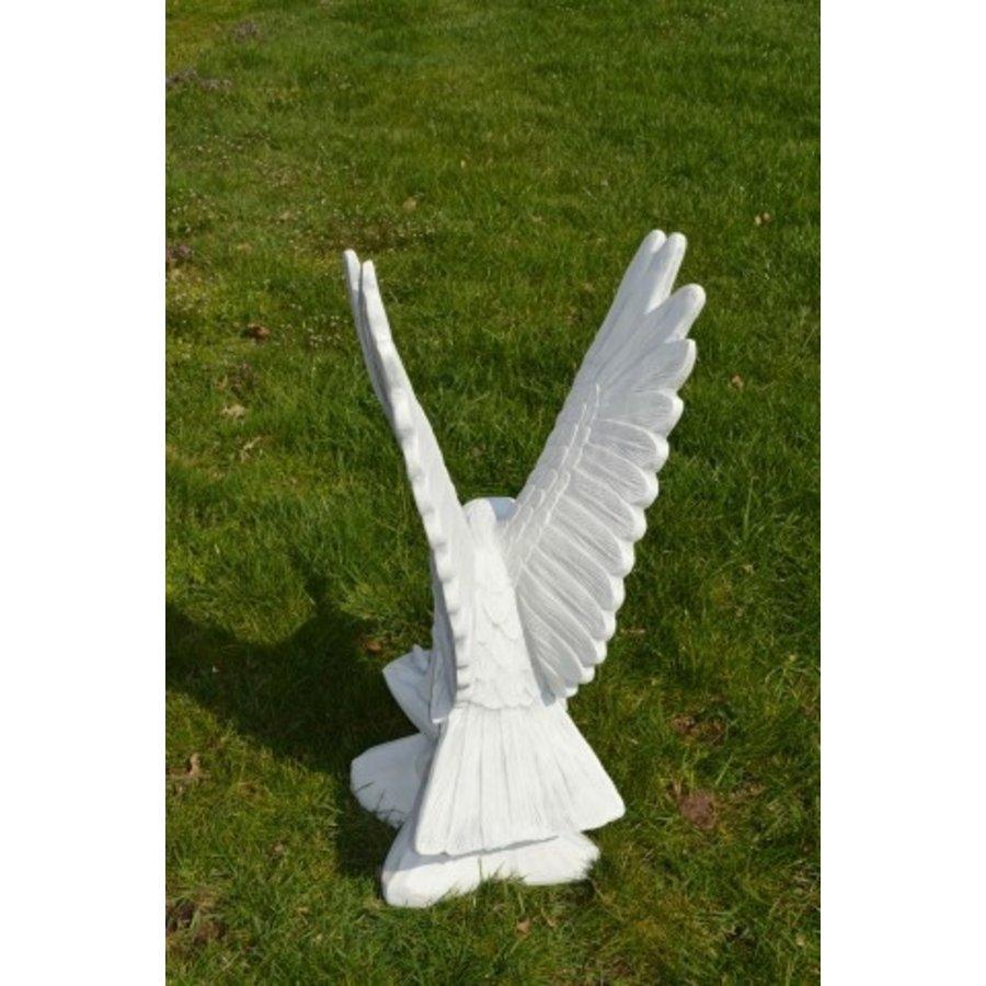Arend met de vleugels omhoog-4