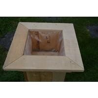 thumb-Bloembak gemaakt van pallethout-4