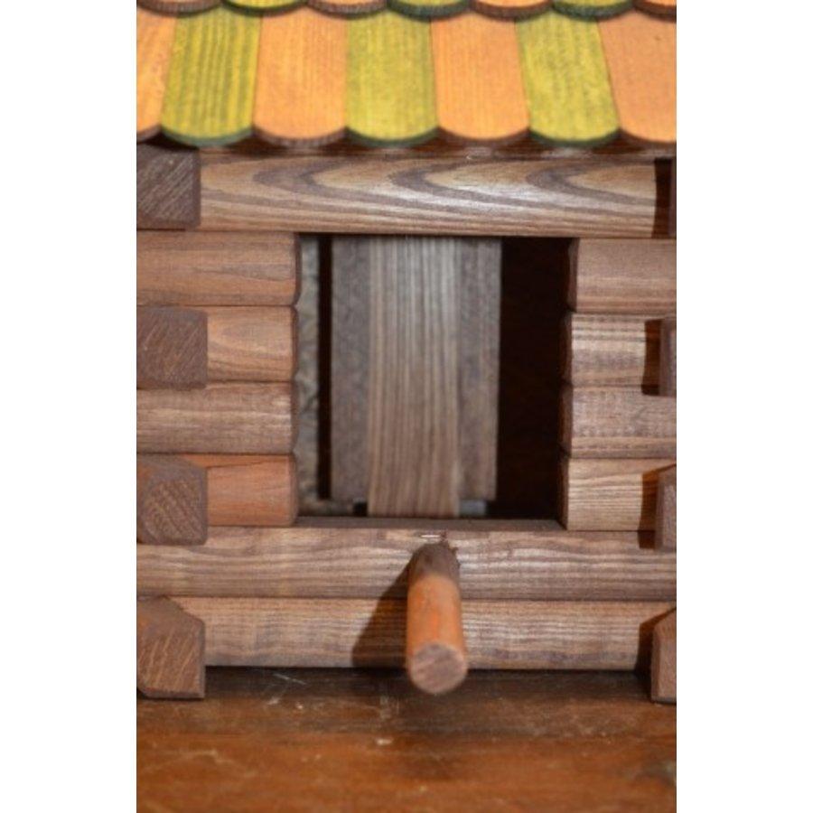 Vogelvoederhuisje wanddecoratie-3