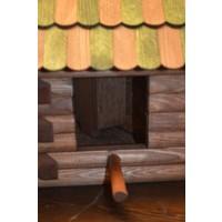 thumb-Vogelvoederhuisje wanddecoratie-4