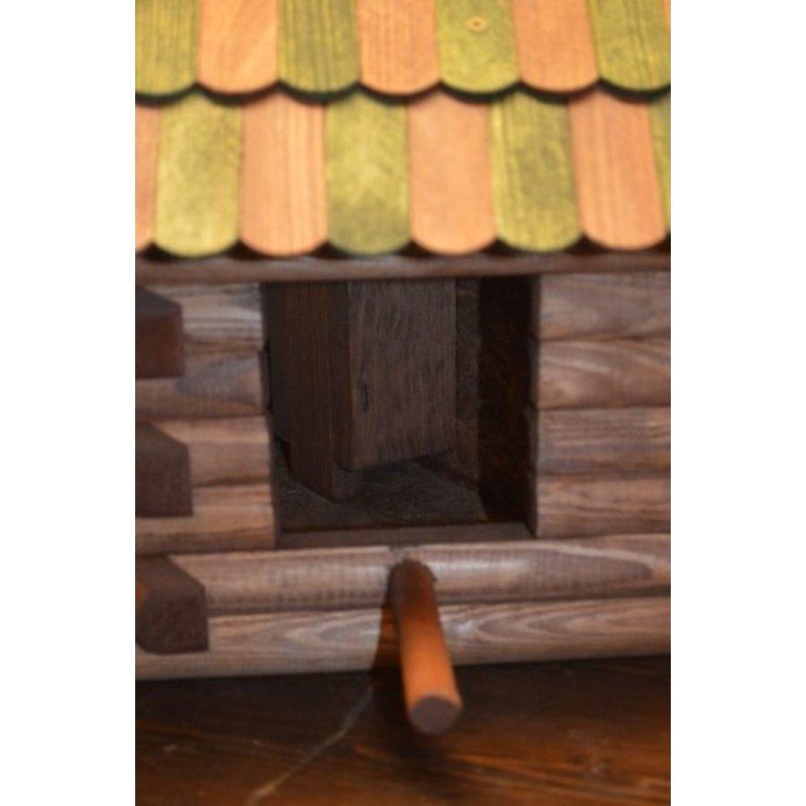 Vogelvoederhuisje wanddecoratie-4