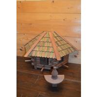 thumb-Vogelvoederhuisje wanddecoratie-5