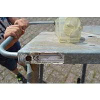 thumb-Hobby zaagbok metaal met veiligheidskap en schakelaar-2