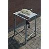 Meulenveld Recycling Hobby zaagbok metaal met veiligheidskap en schakelaar