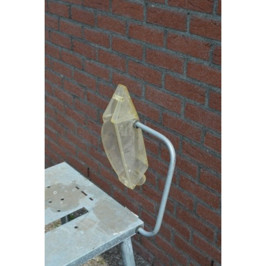 Hobby zaagbok metaal met veiligheidskap en schakelaar-7