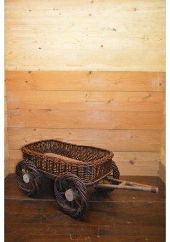 Aanhanger t.b.v. tractor