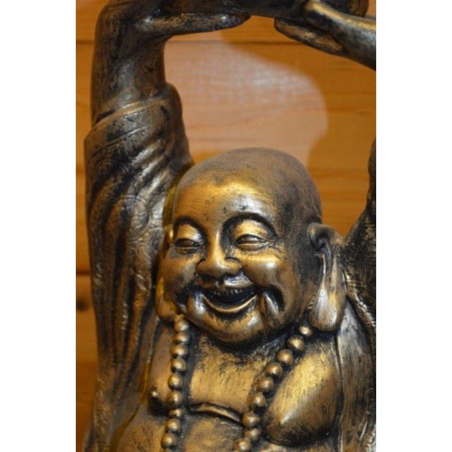 Happy boeddha handen omhoog-4