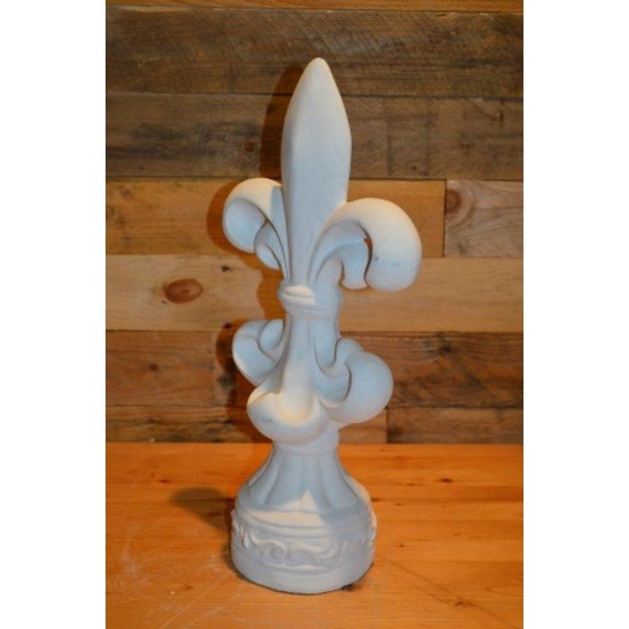 Ornament Fleur de Lis-3