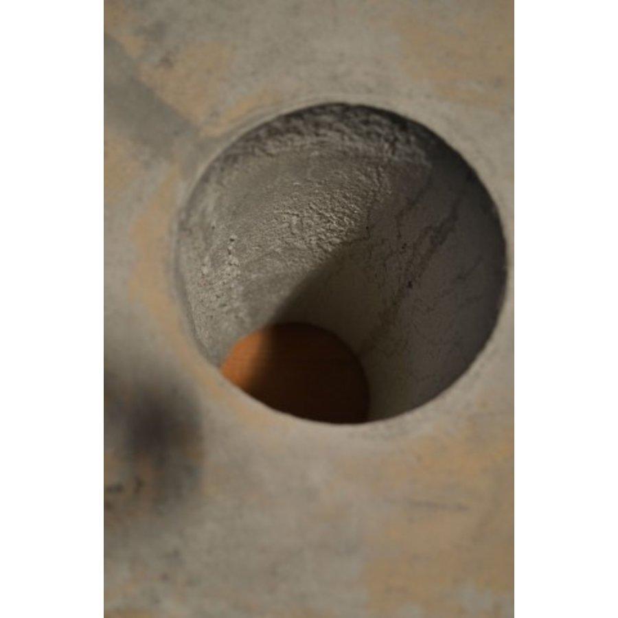 Pilaarvoor beeld of vaas-4